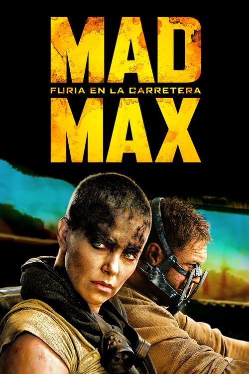 Mad Max: Furia en la carretera poster