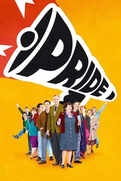 Pride. Orgullo poster