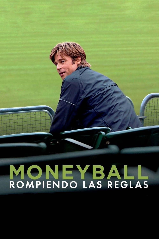 Póster película Moneyball: Rompiendo las reglas