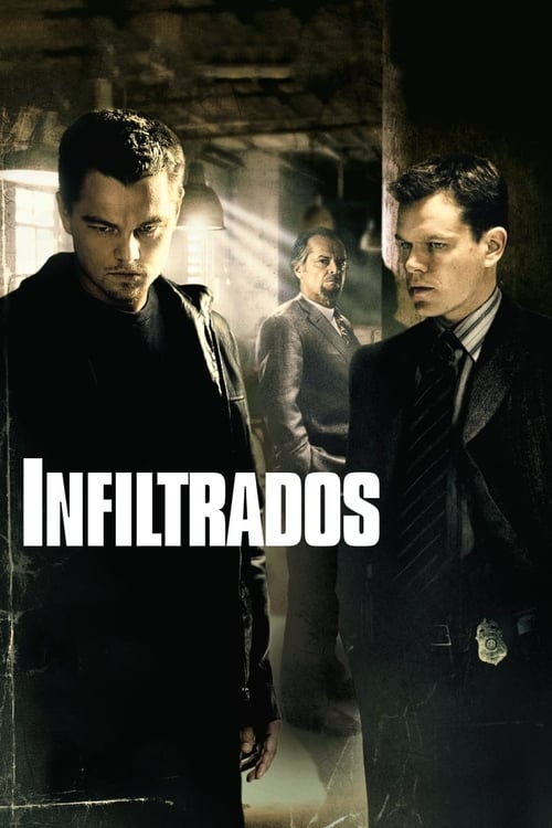 Infiltrados poster