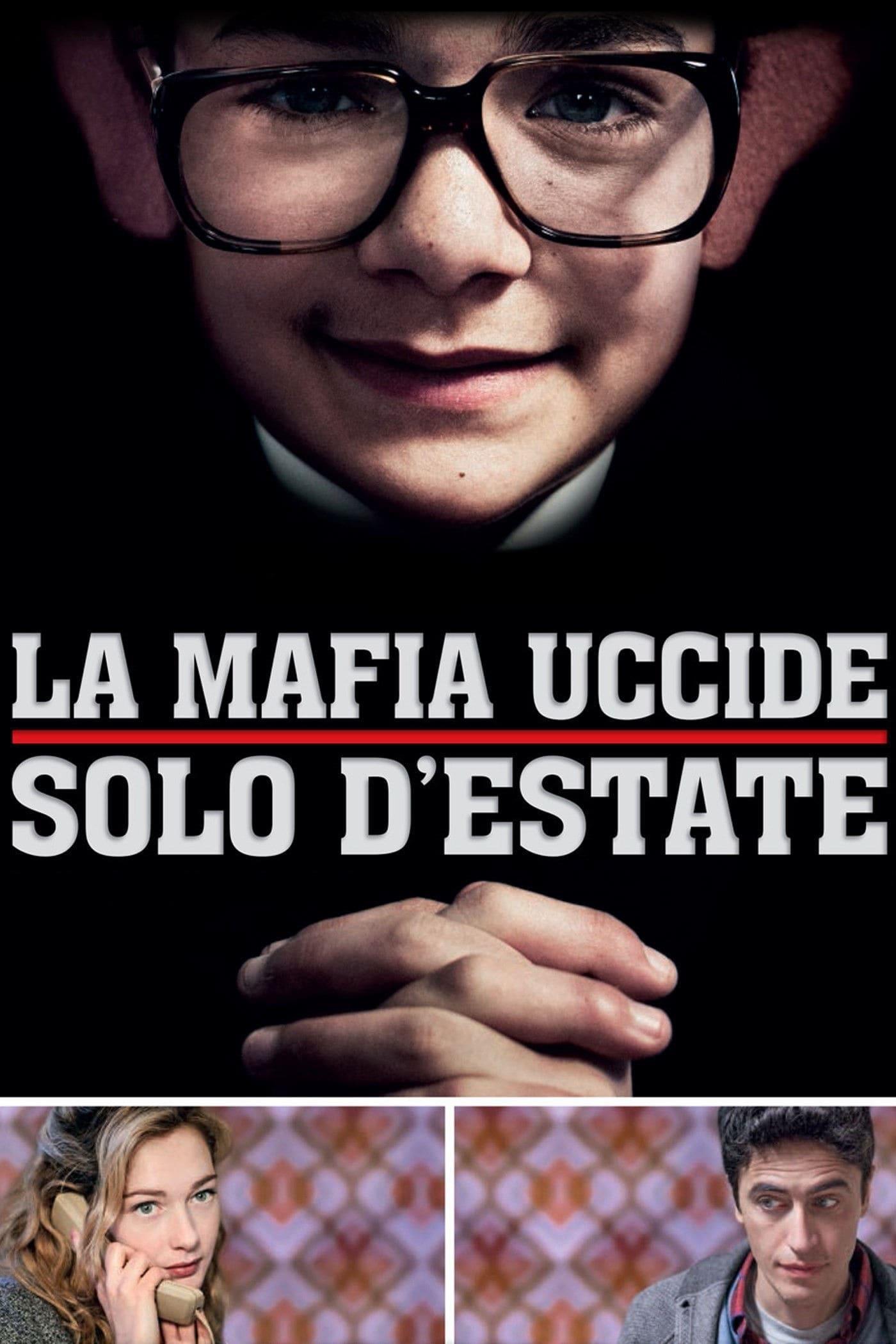 La mafia solo mata en verano poster