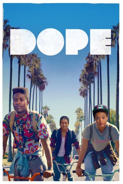 Póster película Dope