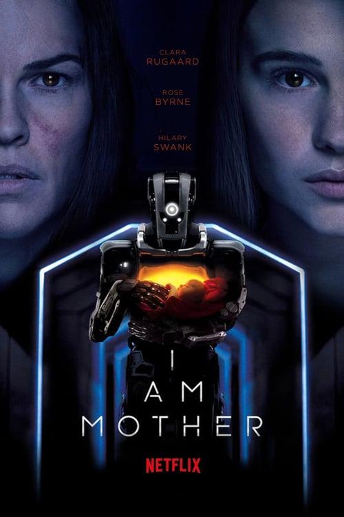 Póster película I Am Mother