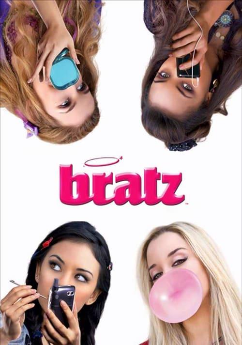 Póster película Bratz: La película