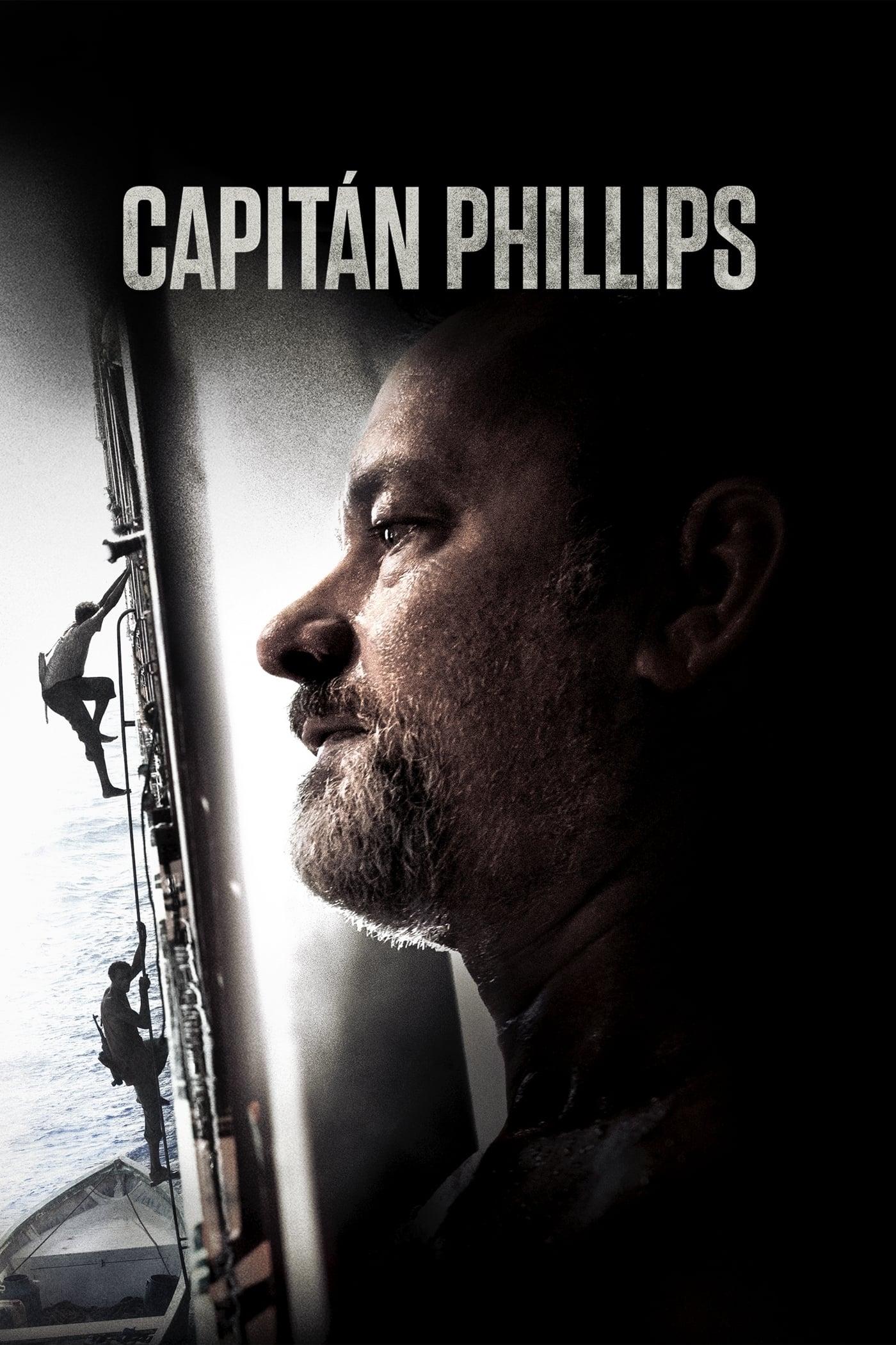 Póster película Capitán Phillips