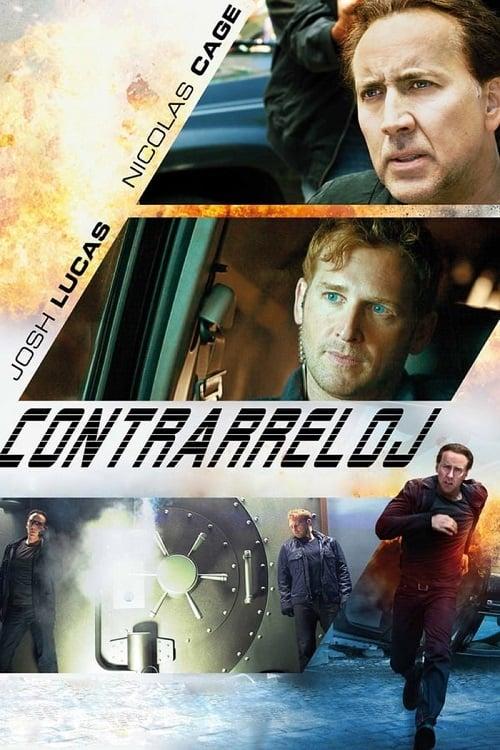 Contrarreloj poster