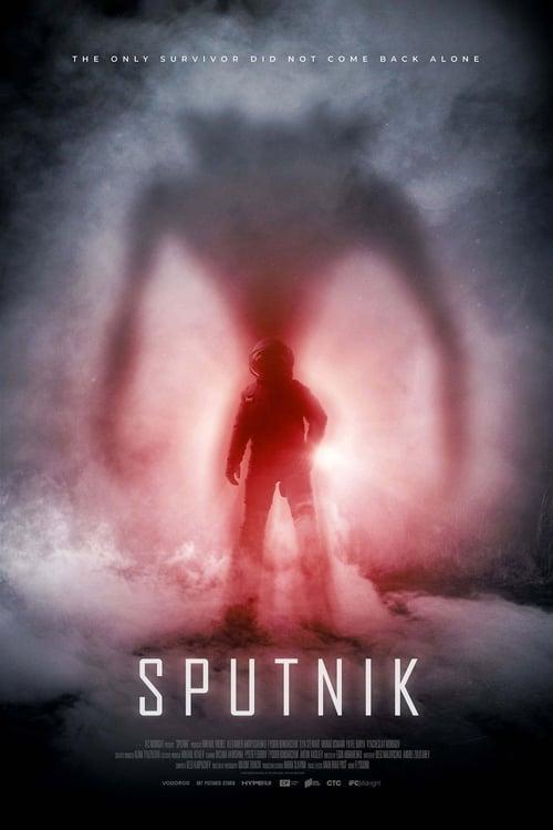 Póster película Sputnik