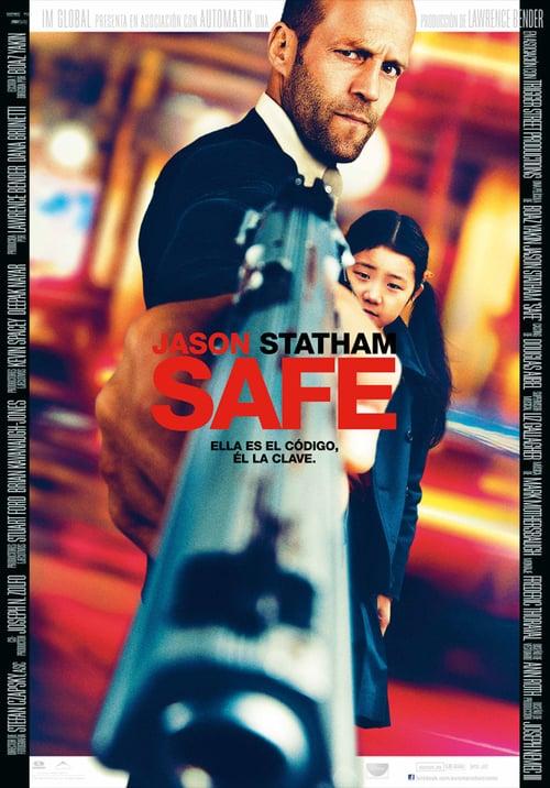 Póster película Safe