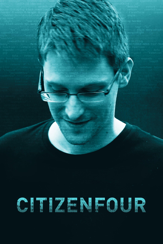 Póster película Citizenfour