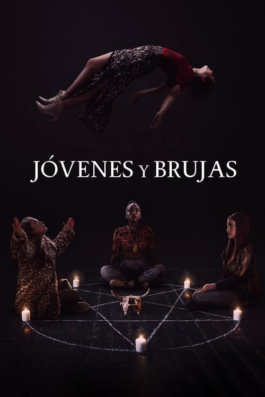 Jóvenes y brujas poster