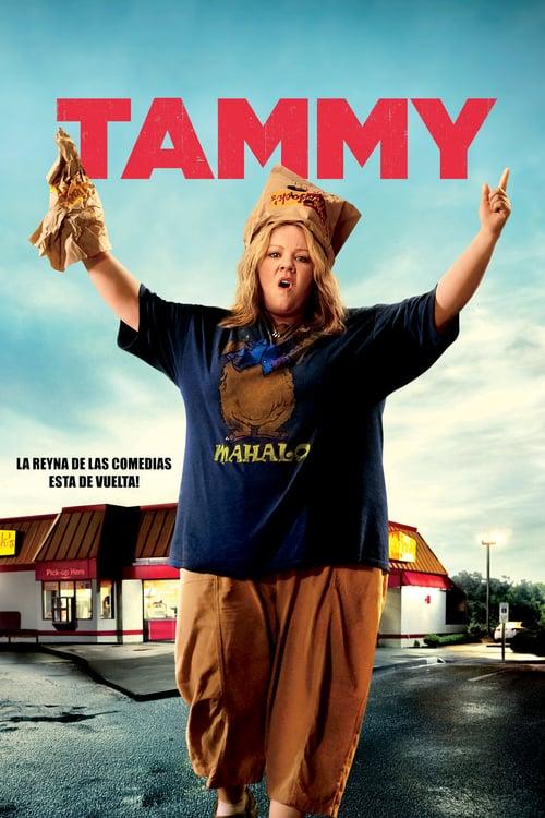 Póster película Tammy