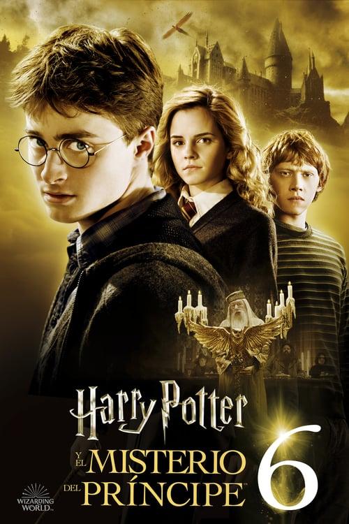 Harry Potter y el misterio del príncipe poster