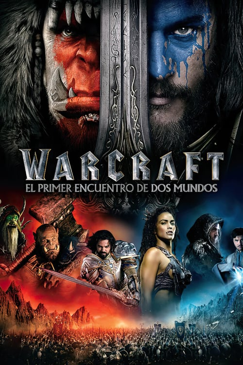 Warcraft: El origen poster