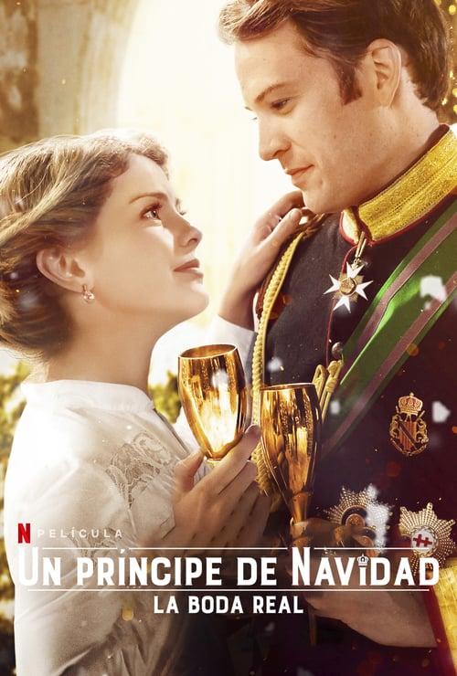 Un príncipe de Navidad: La boda real poster