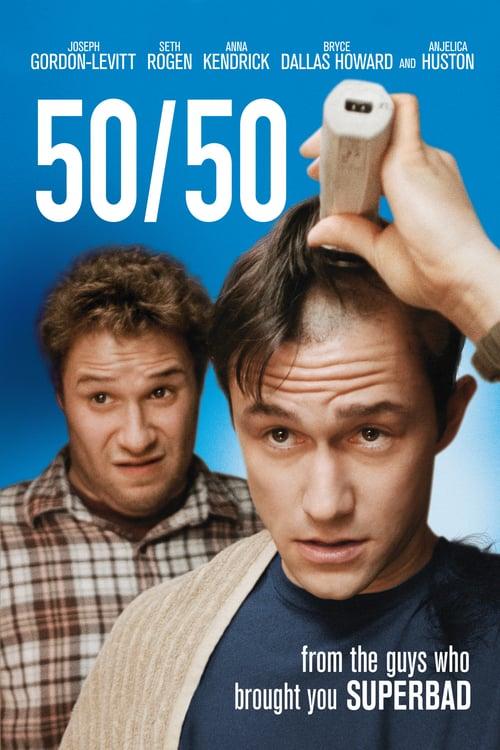 Póster película 50/50