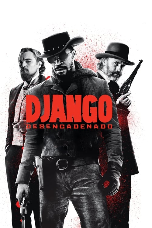 Django desencadenado poster