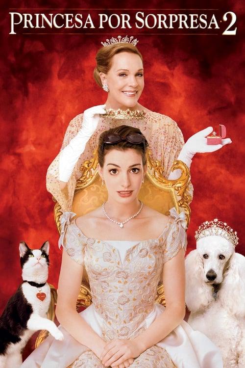 Princesa por sorpresa 2 poster