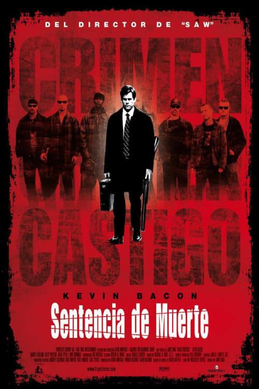 Sentencia de muerte poster
