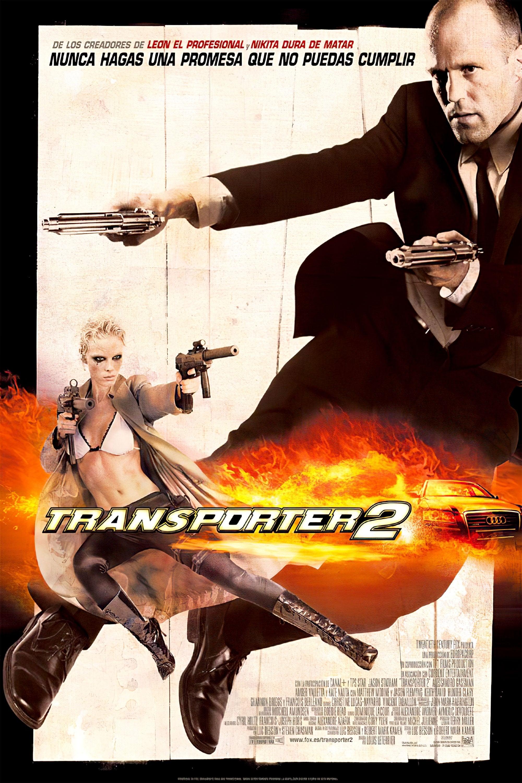 Póster película Transporter 2