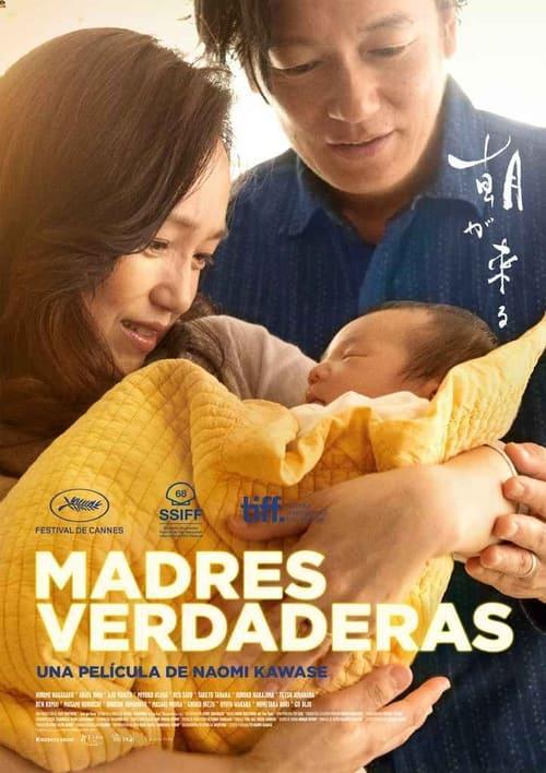 Madres verdaderas poster
