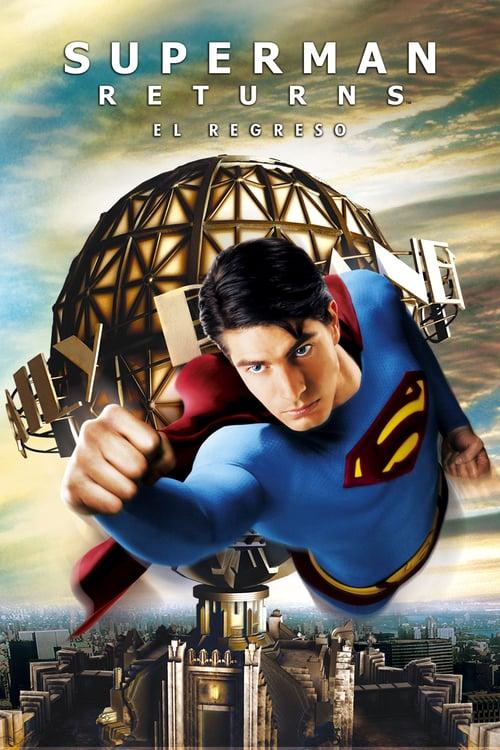 Póster película Superman Returns: El regreso
