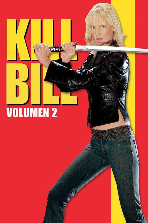 Póster película Kill Bill: Volumen 2