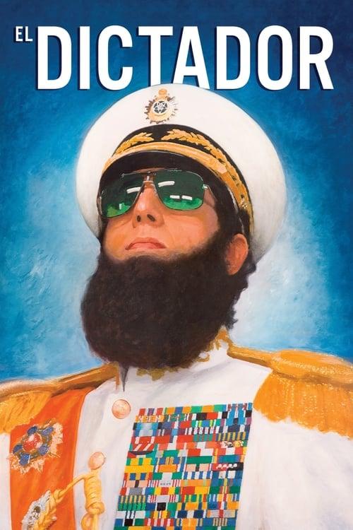 El dictador poster