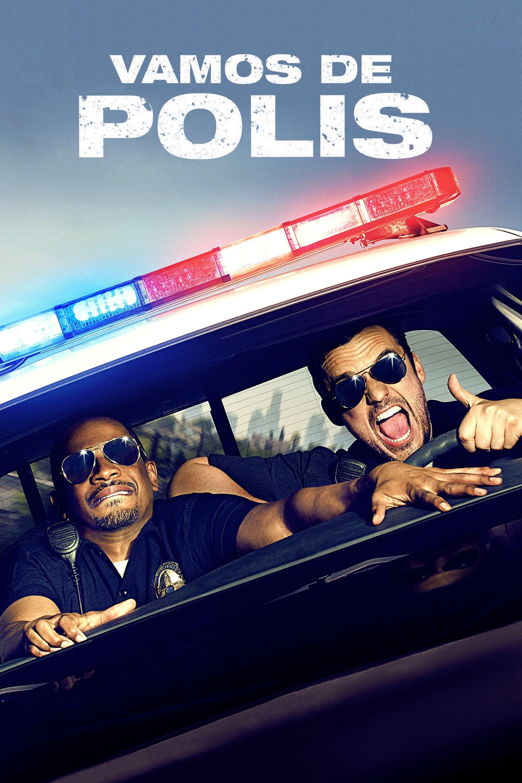 Póster película Vamos de polis