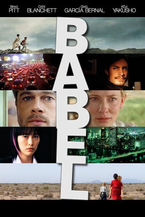 Póster película Babel