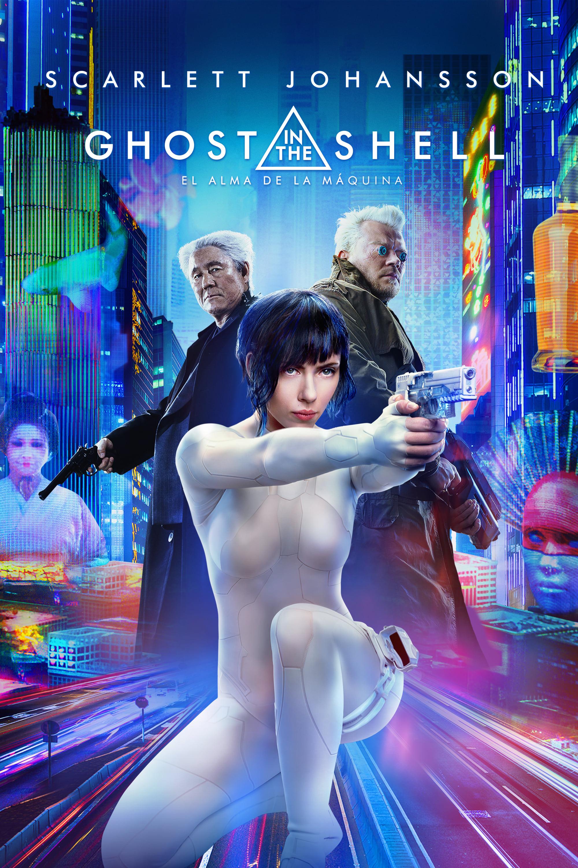 Ghost in the Shell: El alma de la máquina poster