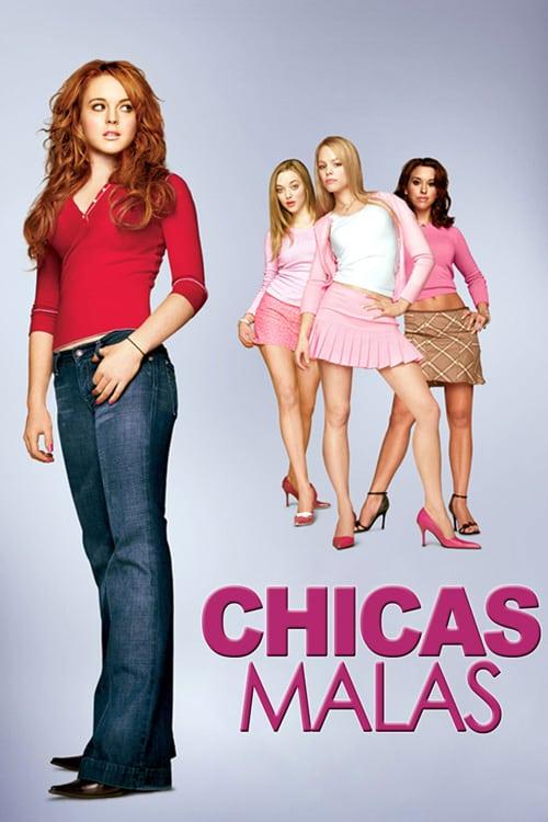 Póster película Chicas malas