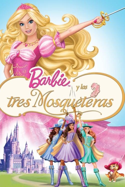 Barbie y Las Tres Mosqueteras poster