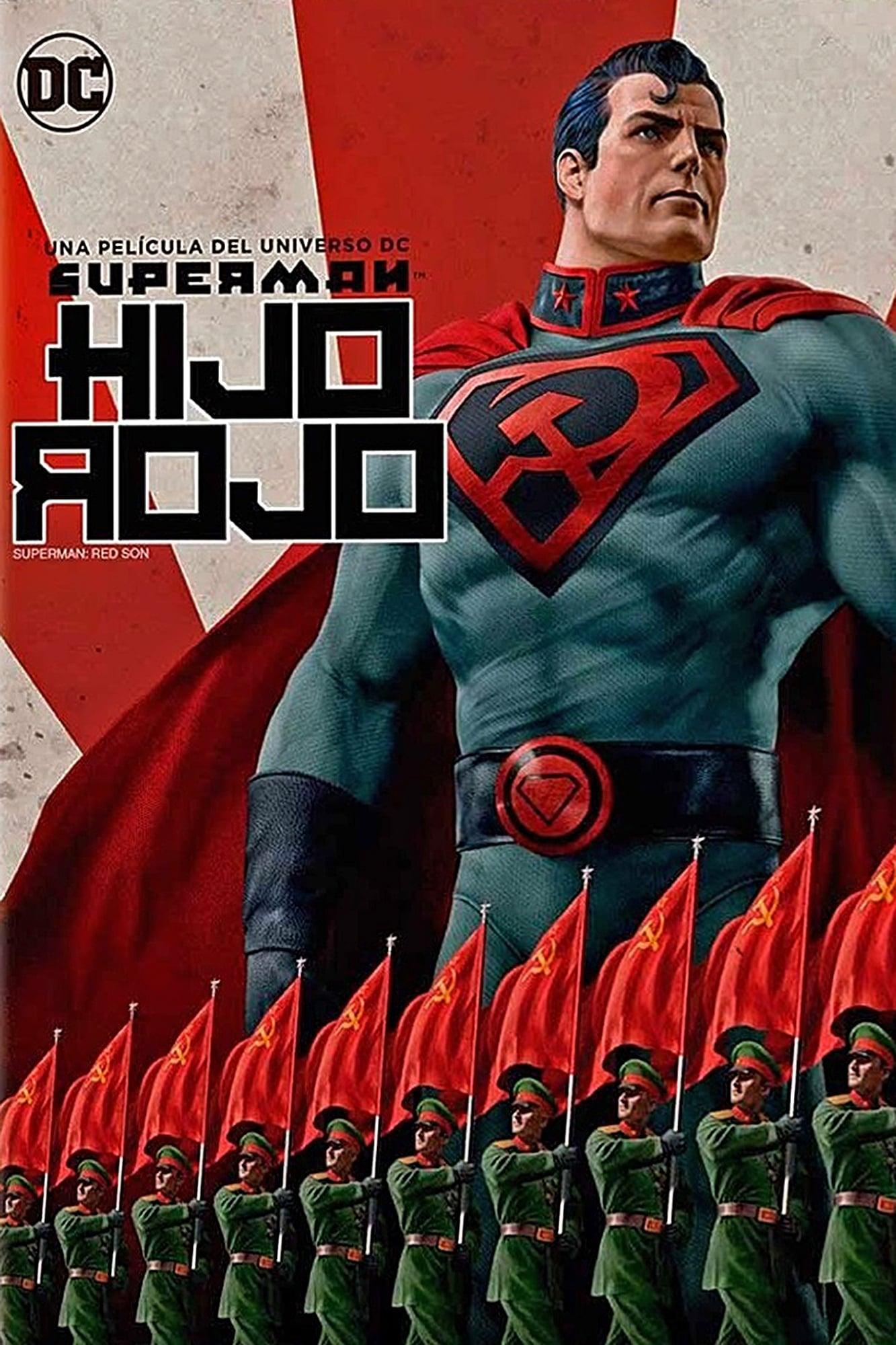 Superman: Hijo Rojo poster