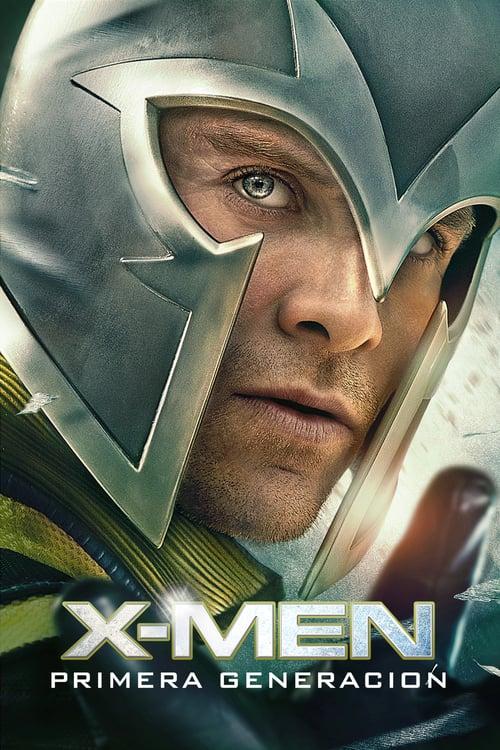 Póster película X-Men: Primera Generación