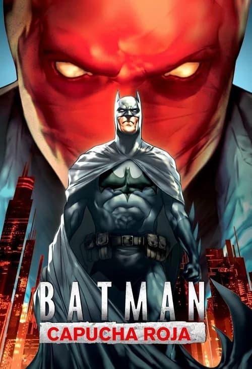 Póster película Batman: Capucha Roja