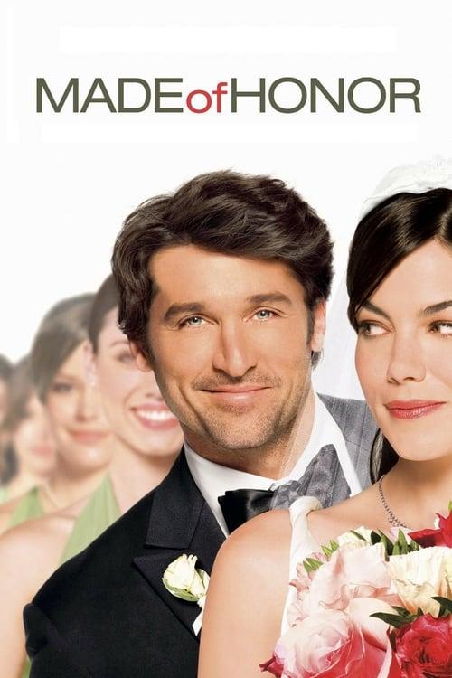 Póster película La boda de mi novia