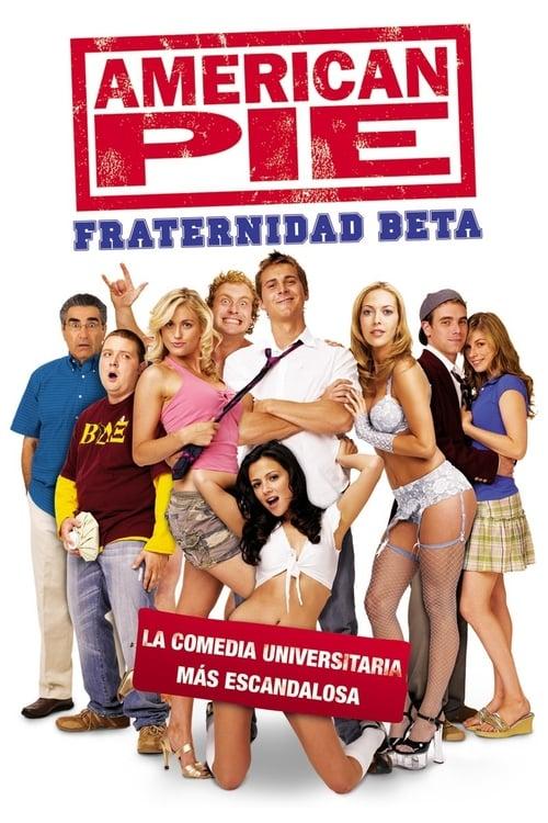American Pie presenta: Fraternidad Beta poster