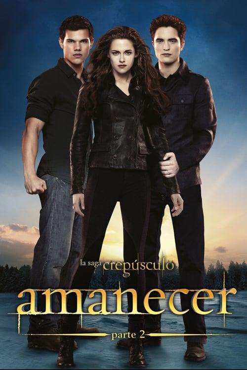 La saga Crepúsculo:  Amanecer - Parte 2 poster