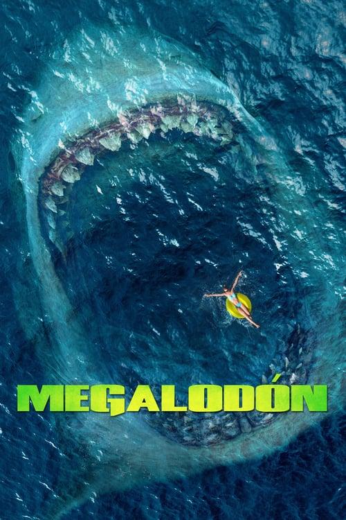 Póster película Megalodón