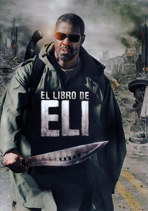 Póster película El libro de Eli