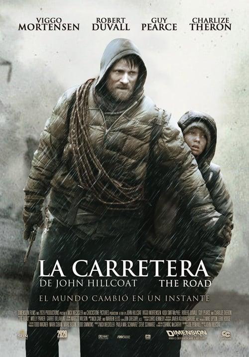 Póster película La Carretera