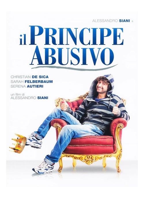 Il principe abusivo poster