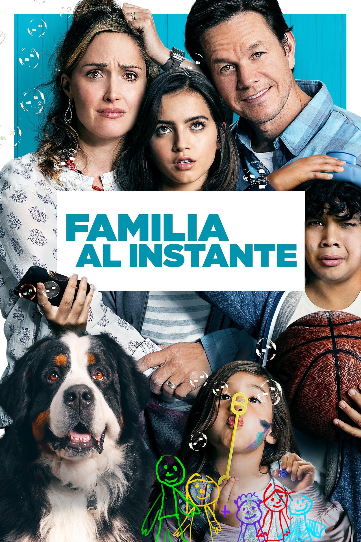 Familia al instante poster