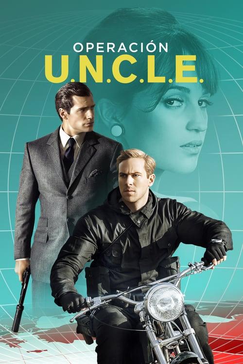 Operación U.N.C.L.E. poster