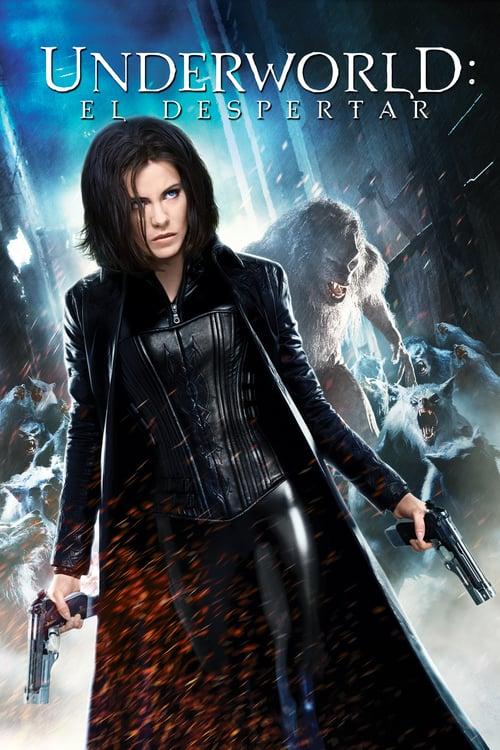 Póster película Underworld: El despertar
