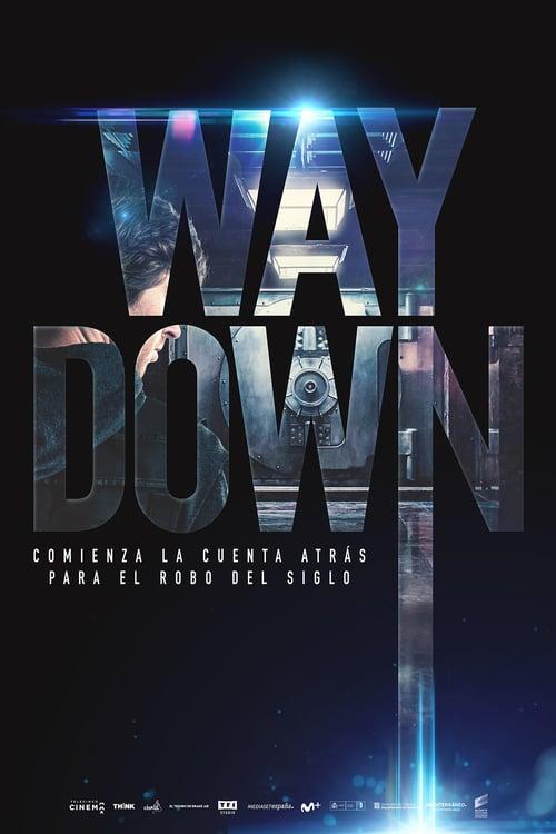 Póster película Way Down