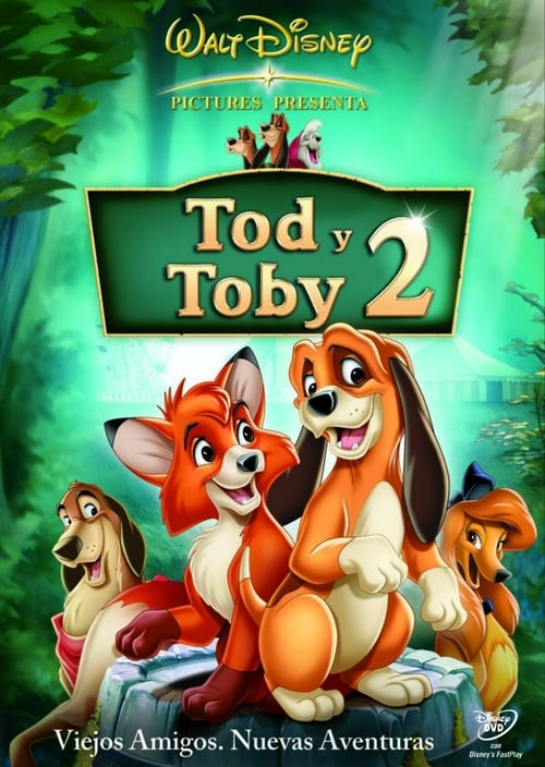Tod y Toby 2 poster