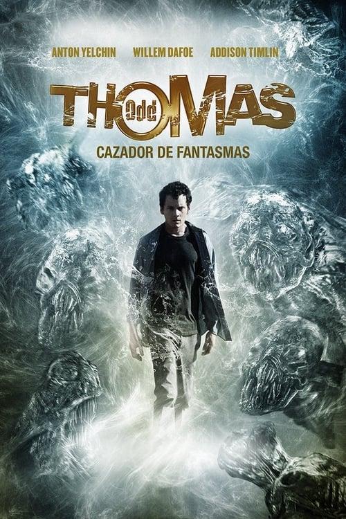 Odd Thomas, cazador de fantasmas poster