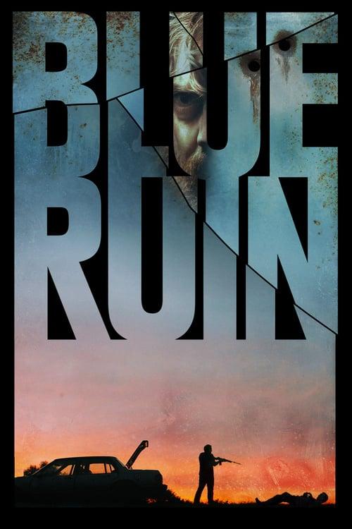 Póster película Blue Ruin