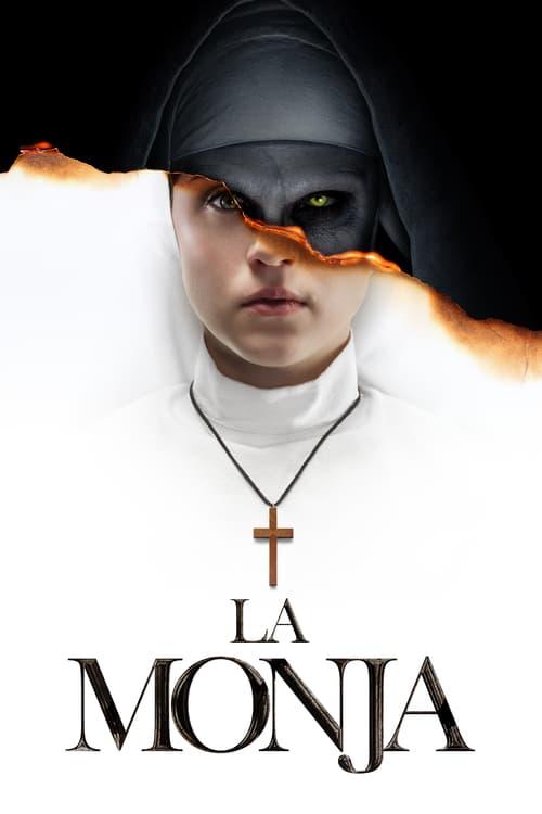 Póster película La monja